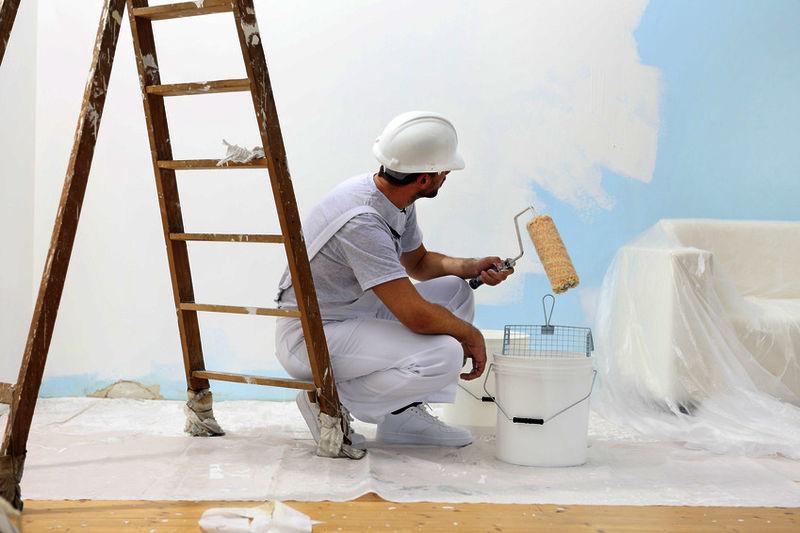 maler trockenbau rs bau und sanierung wiesenbach. Black Bedroom Furniture Sets. Home Design Ideas
